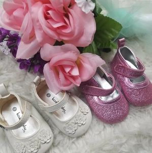 Newborn Glam shoes